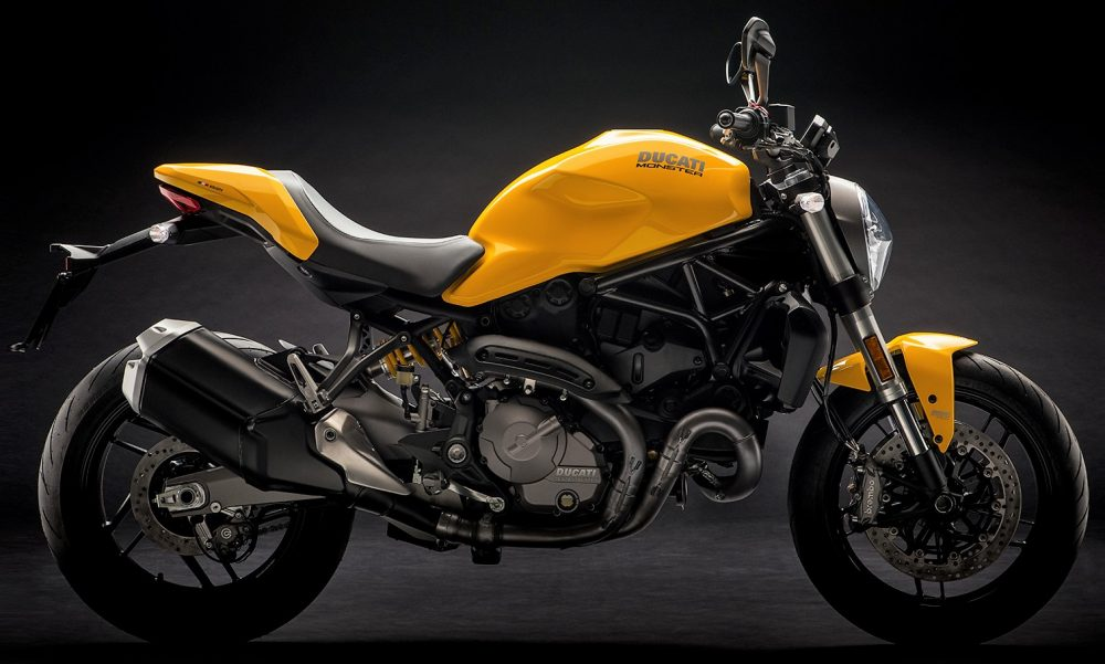 Ducati Monster 821 Price Increased