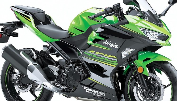 Kawasaki Ninja 400 to be Showcased @ Auto Expo 2018