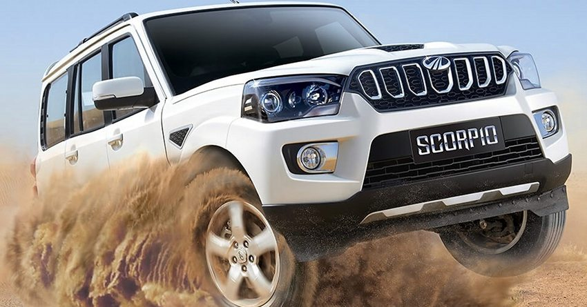 2018 Mahindra Scorpio Price List Complete Technical Specifications