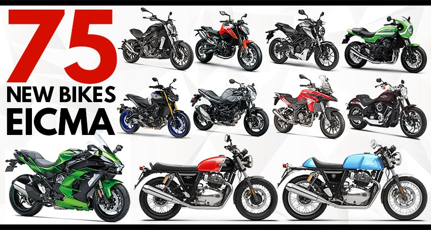 Mega List Of 75 New Bikes | Ninja 650 KRT Edition Launched
