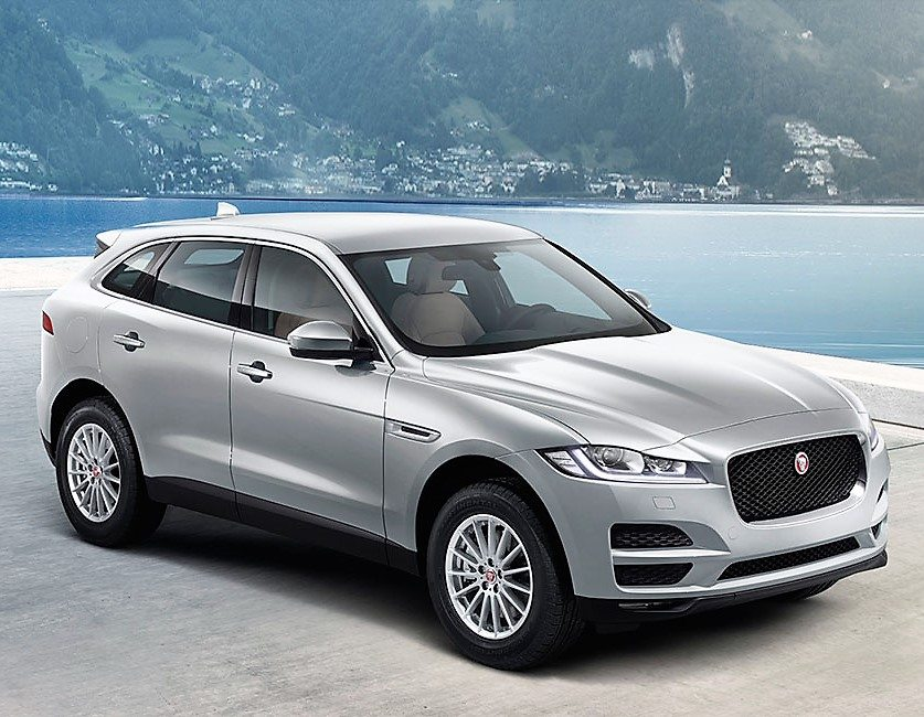 Jaguar F-Pace Price Dropped in India