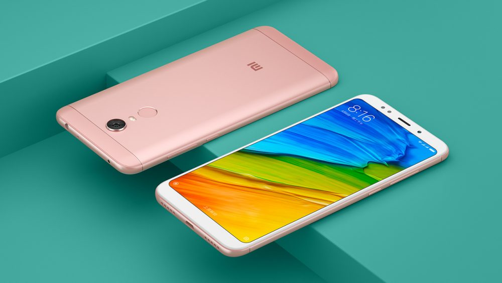 Xiaomi Redmi 5 Plus Technical Specifications & Price List