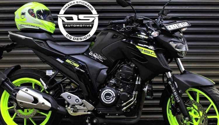 Yamaha FZ25 VR46 Edition by DS Design (Dhana Stickers)