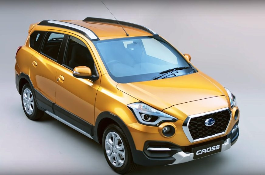 Datsun Cross Launched In Indonesia Idr 163 Million Inr