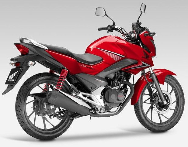 Honda CB Twister 125 (CB125F) to Launch in India this year