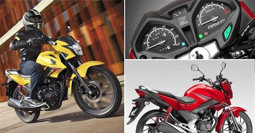 Honda Cb Twister 125 Cb125f May Launch In India This Year