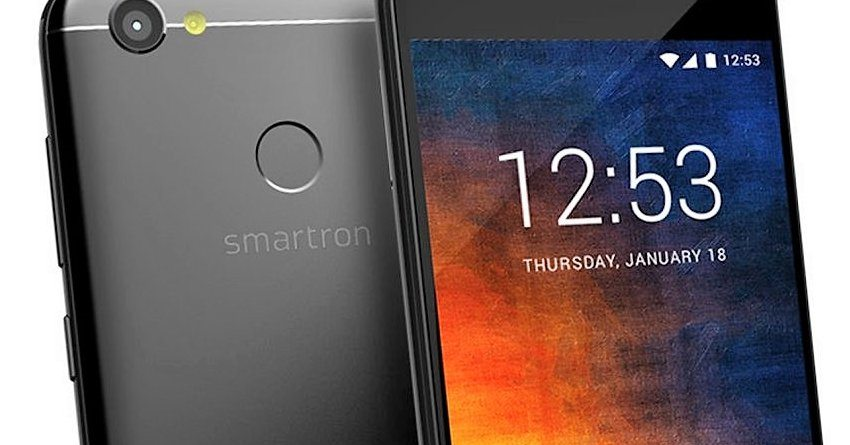 Smartron t.phone P Launched in India