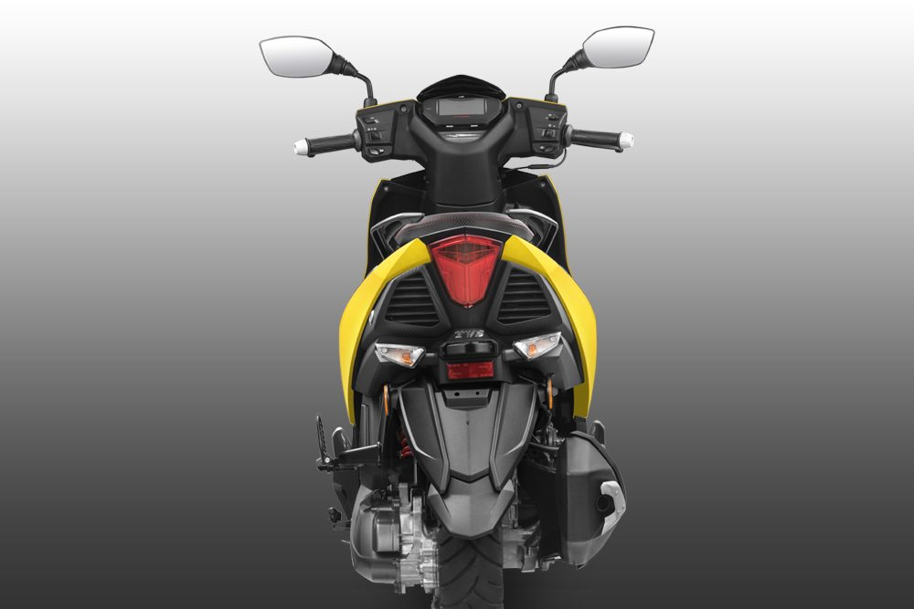tvs ntorq 125 scooter officially launched   inr 58 750