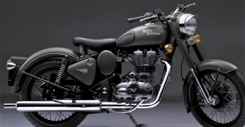 BS6 Royal Enfield Motorcycles