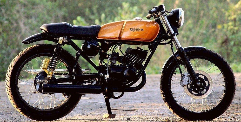 Yamaha RX 100 Price, Images, Specs, Mileage, Facts & Modified RX 100 Bike