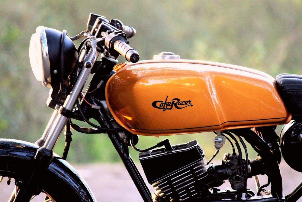Top 10 Modified Yamaha RX 100 Motorcycles in India