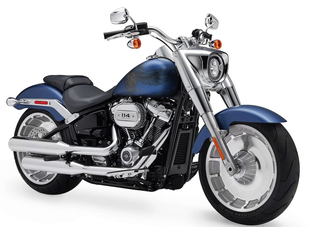 Harley-Davidson Fat Boy Anniversary Edition
