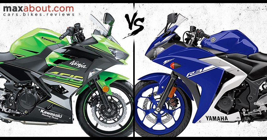 Quick Comparison Yamaha R3 Vs Kawasaki Ninja 400