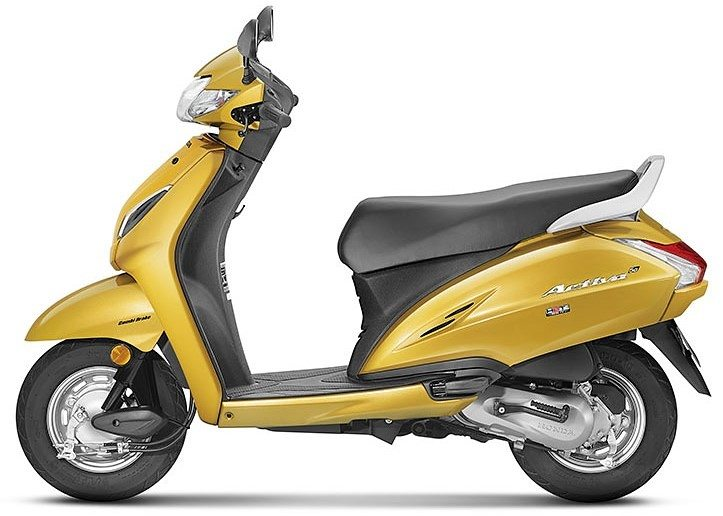 Top 10 Best-Selling Scooters in India