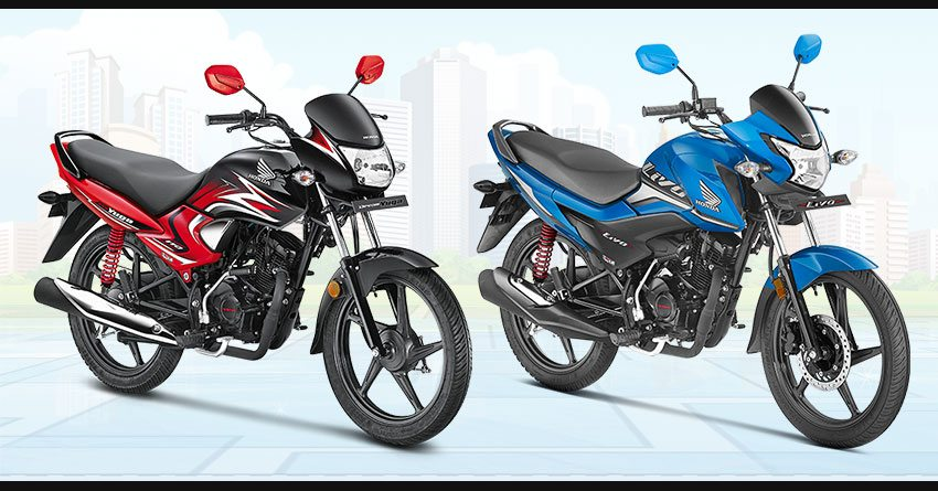 2018 Honda Dream Yuga & Honda Livo