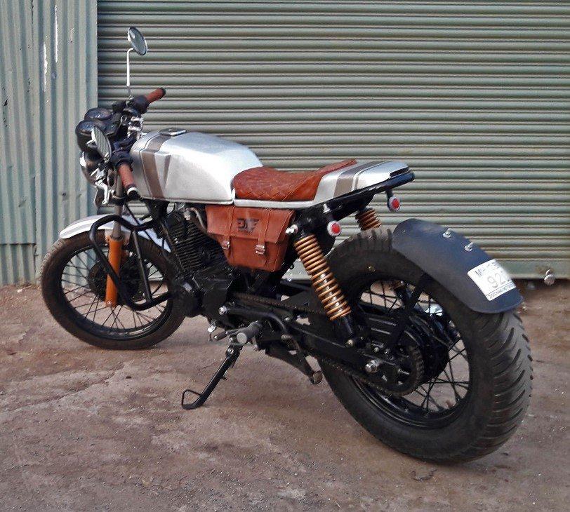 Hero Honda CBZ Spitfire