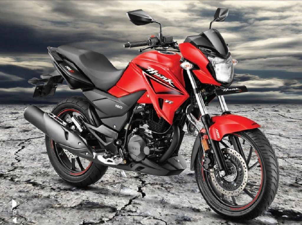 Hero Hunk 200R (ABS+Fi) Officially Launched in Turkey