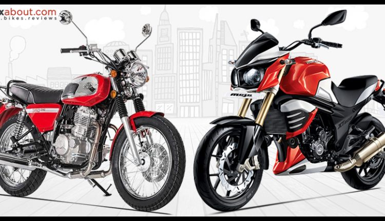 Jawa Motorcycles to be Powered by Mahindra Mojo's 300cc Engine