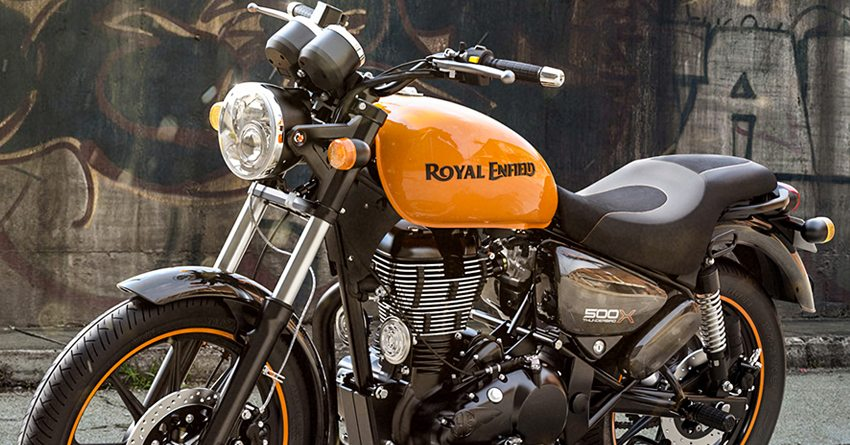 Royal Enfield Sales Report