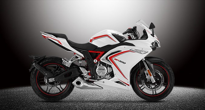 New Loncin Gp300 Sports Bike All You Need To Know
