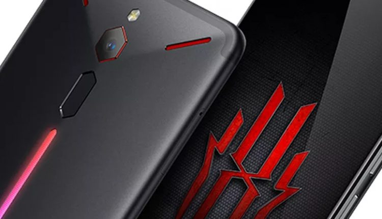 Nubia Red Magic Gaming Phone Announced for 2499 Yuan (26,200)