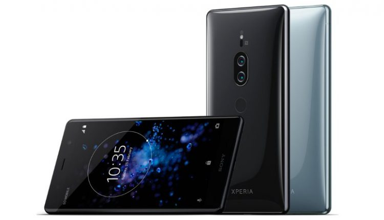 Sony Xperia XZ2 Premium with Dual Rear Cameras Officially Unveiled