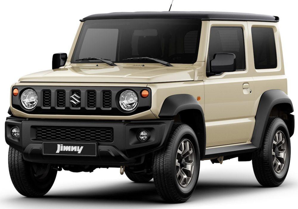 5 Reasons Why Maruti Should Launch The New Suzuki Jimny In India