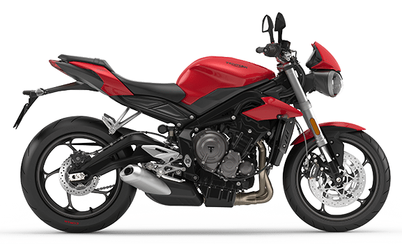 Triumph Street Triple S vs Ducati Monster 821