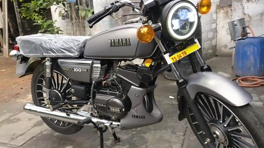 30 Curious Facts about Yamaha RX 100 Bike