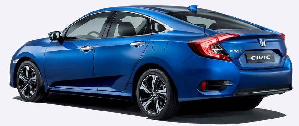 All New Honda Civic Sedan To Launch In India On March 7 2019