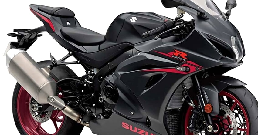 Suzuki GSX-R1000 Discontinued in India, Removed from