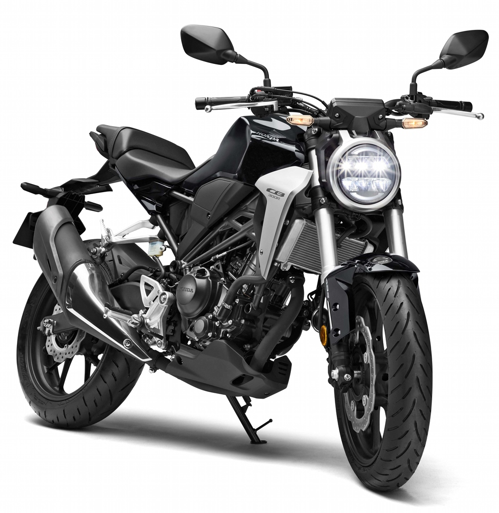 Honda CB300R Sold Out in India