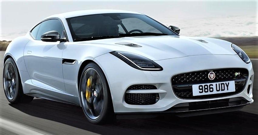 Latest Jaguar Cars Price List In India
