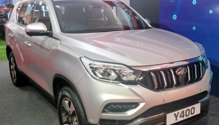 Mahindra Alturas SUV to Launch in India on November 26, 2018
