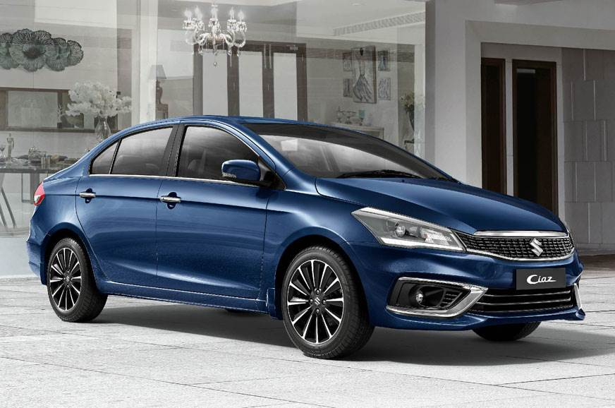Maruti Ciaz Diesel Launched in India