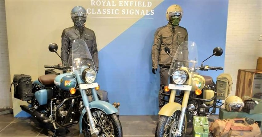Royal Enfield Classic 350 With 2 Channel Abs Launched Inr 1 62 Lakh