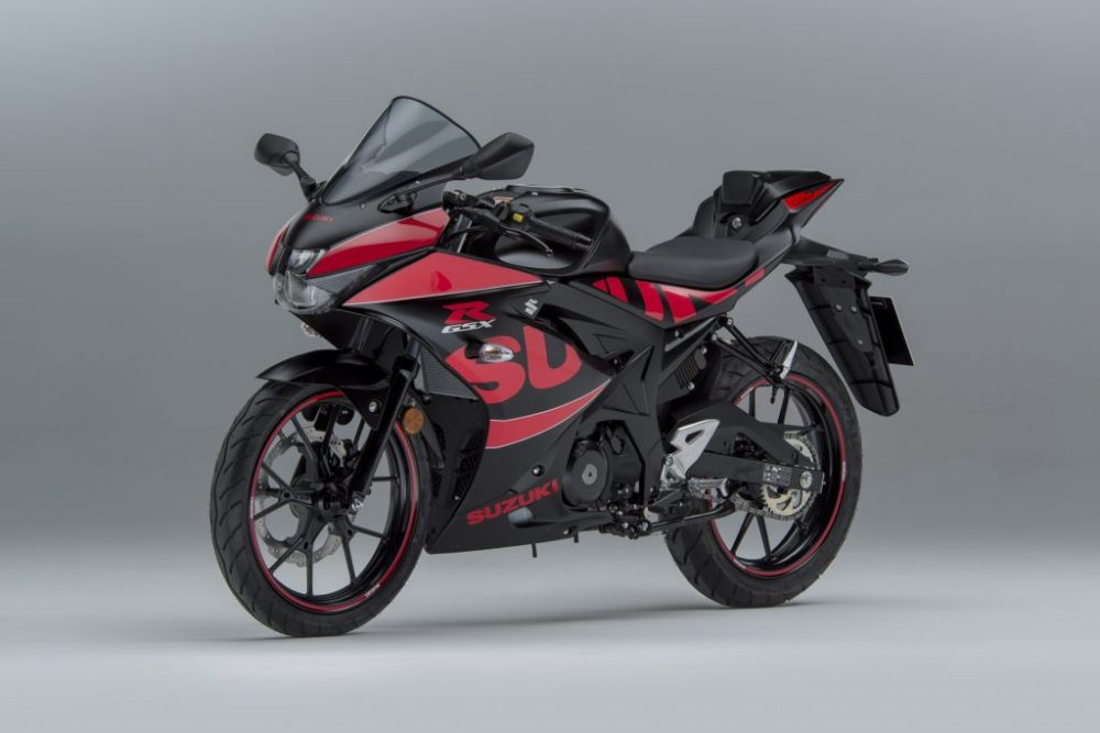 Suzuki GSX-R125 Gets Accessory Pack & Graphics Kit for £330 (INR 30K)