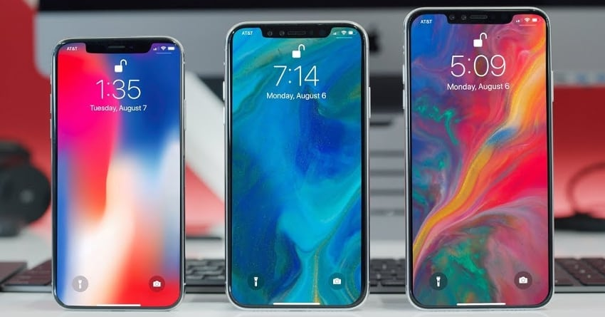 Upcoming Apple iPhones