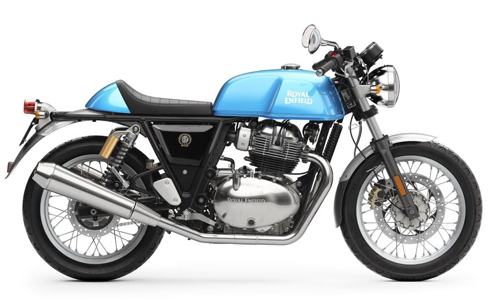 BS6 Royal Enfield Continental GT 650