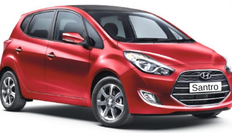 Hyundai AH2 Hatchback (New Santro) to Launch in India on October 23