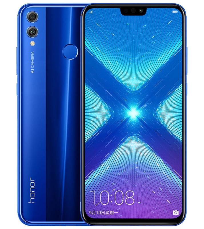 Honor 8X Launched in India
