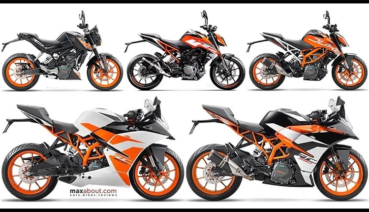 5-Year Insurance Rule: Updated KTM Sport Bikes On-Road Price List