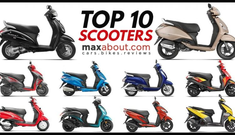 Sales Report: Top 10 Scooters in India (August 2018)