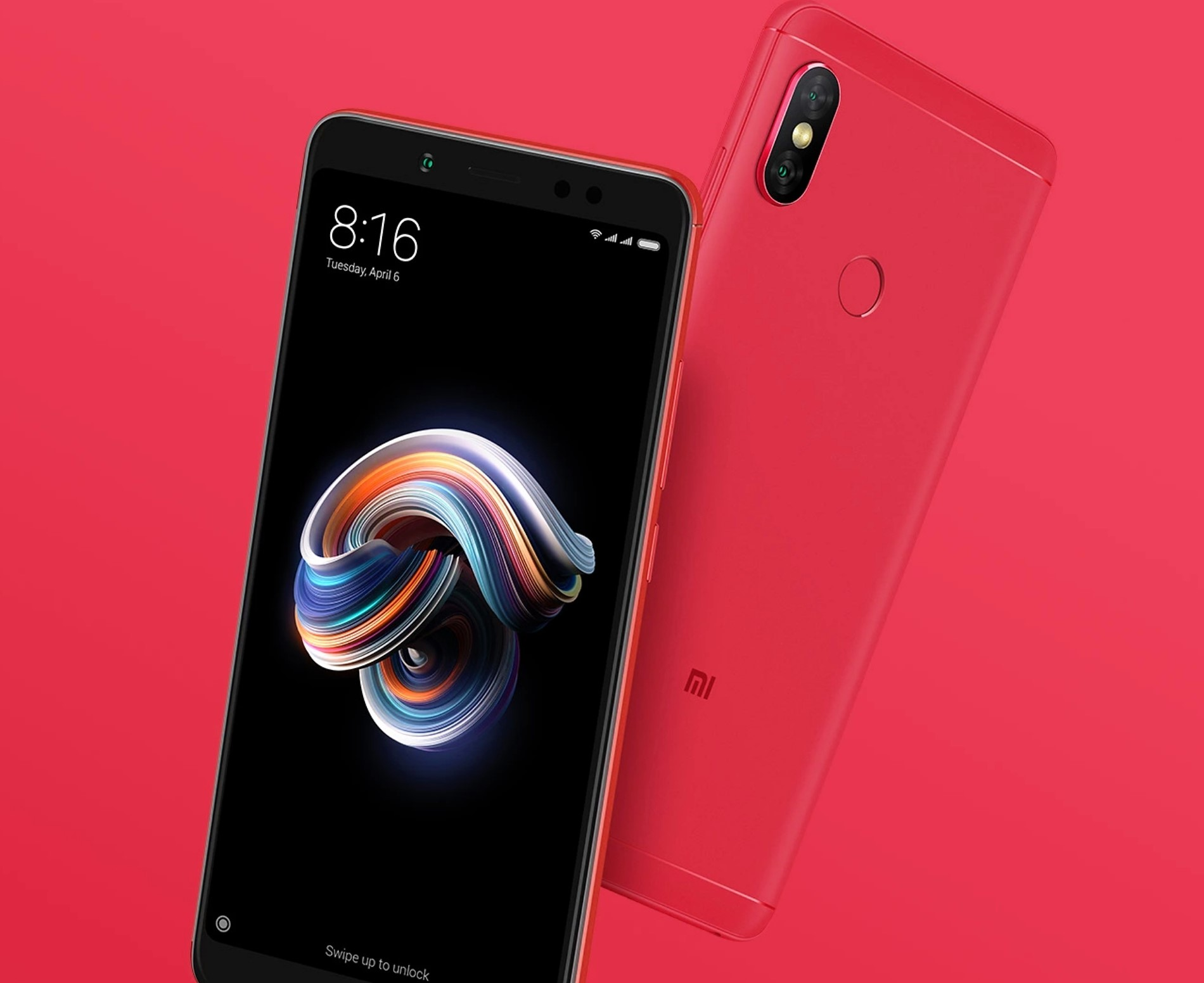 Xiaomi Redmi Note 5 Pro Red Edition Launched Inr 14999 Ram 4 Gb Internal 64 Rose Gold