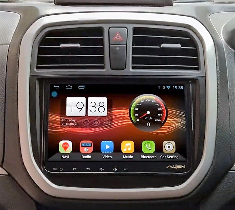 9-inch Infotainment System