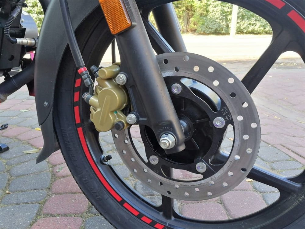 Bajaj Pulsar NS125 Front Disc Brake