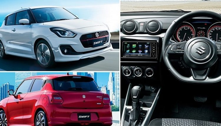 Maruti Suzuki Swift RS to Launch in India in March 2019