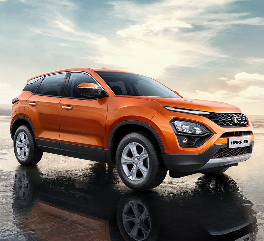 Top 10 Upcoming Cars In India 2019 Price In India And: Tata Harrier Interior Leaked In A New Set Of Photos