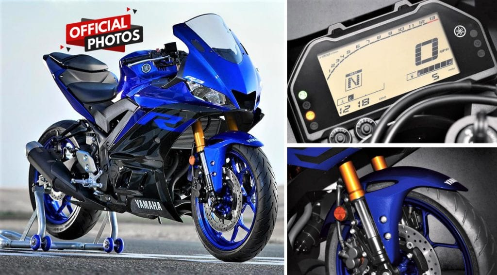Mega Photo Gallery Of 2019 Yamaha R3 40 High Resolution