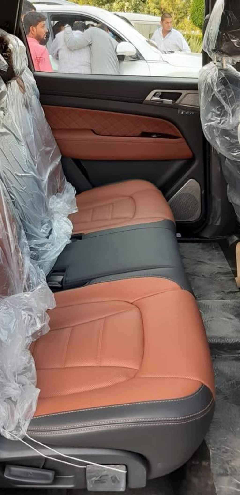 Mahindra Alturas Interior Leaked Ahead Of Official Launch
